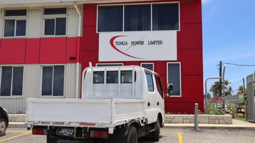 Kele'a News in Tonga